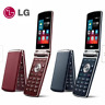 LG Smart H410 - Original Worldwide Unlock Flip Android 3.2 Inches phone