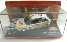 miniature 1/43 rallye MONTE CARLO 1993 OPEL ASTRA GSI 16V