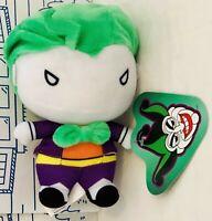 "New Joker DC Comics BATMAN Movie Plush Doll Toy Factory Figure 7"" 2019 Promo NWT"