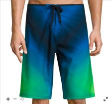 a92f981091e3a Men's Burnside Blue Spectrum Boardshorts.