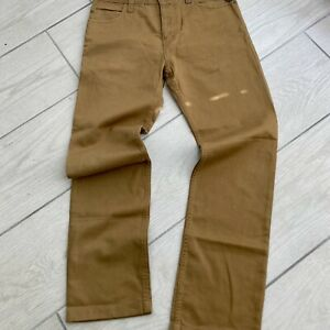 White Stuff Mens Mastic Chino Jeans Size 30R 100% Cotton Button Fly Trousers