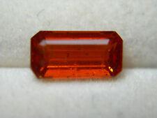 ORANGE KYANITE gemstone Very Rare Gem Tanzania Gemmy untreated Natural 1.09ct em