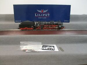 Liliput H0 L104001 Dampflok Schlepptenderlok de DB BR 18 316 Analog in OVP