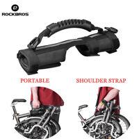 Rockbros Brompton Carry Handle Handgrip Folding Bike Frame Carry Shoulder Strap