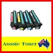 4 x HP CP3525 CP 3525 CP3525n CP3525x Toner Cartridge