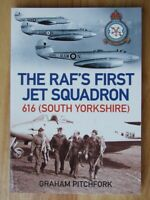The RAF's First Jet Squadron (616 South Yorkshire) - Pitchfork