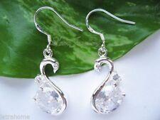 Heat & Pressure Sterling Silver Fine Earrings