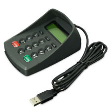Programmable USB simulate RS232 LCD ACSII Format Keyboard for Bank POS terminal