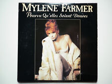 Mylene Farmer cd maxi Pourvu Qu'Elles Soient Douces