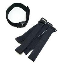 Hook & Loop Elastic Buckle Straps, All-Purpose Reusable Tie Down Straps