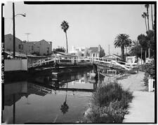 Venice Canals,Community of Venice,Los Angeles,Los Angeles County,CA,HABS,2 2565