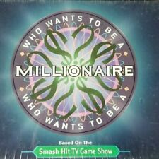"""New """"Who Wants to Be a Millionaire"""" Board Game Ages 12-Adult Based on TV Show"""