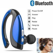 Noise Cancelling Bluetooth Headphone Earphone Handsfree w/ Mic for iPhone Google
