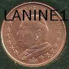 1 CENT DU COFFRET BU VATICAN 2005 (RARE)