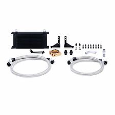 Mishimoto 2014+ FIT Ford Fiesta ST Oil Cooler Kit Low-Temp Thermostatic Black