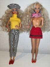 Barbie Benetton  E Benetton Shopping anni 90