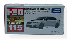 Takara Tomy Tomica 115 Subaru WRX S4 STI Sport Car Diecast Launch Edition