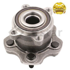 REAR Wheel Hub and Bearing Assembly Fits 13-18 Infiniti 13-17 Nissan