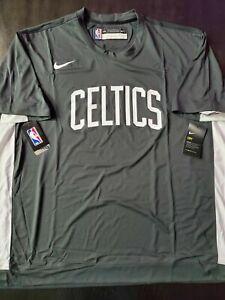 Nike NBA Boston Celtics Shooting Jersey 3XL-TALL Player Exclusive AV0924-060 NWT