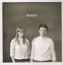 (GQ951) Rebeka, Stars - 2015 signed DJ CD