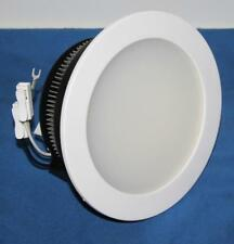 Round LED Recessed Ceiling Down light Panel 20W Warm White 1500lm Φ175mm