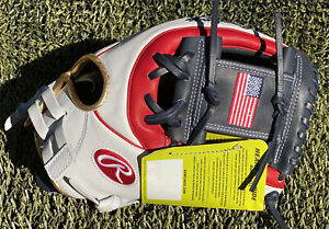 Rawlings Heart of the Hide 12-Inch USA Infield Softball Glove | Special Edition