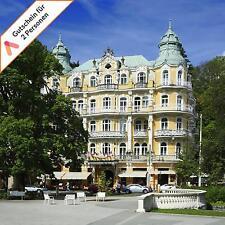 Kurzurlaub Marienbad 5 Tage 4 Sterne Wellness Hotel 2 Personen mit Halbpension