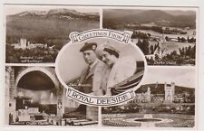 Aberdeenshire postcard - Greetings from Royal Deeside (Multiview) (A38)