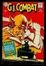 DC Comics G.I. COMBAT #130 Haunted Tank vs Attila The Hun FN 6.0