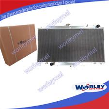 QLD GPI radiator For Nissan PATROL GU Y61 2.8L 3.0L RD28 ZD30 CR 99-13 MT