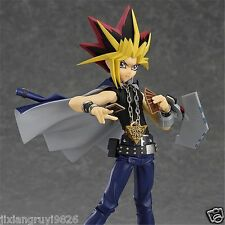 Anime Yu-Gi-Oh! Duel Monsters Yami Yugi PVC Action Figure New In Box Figma 276