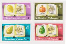 (K32-10) 1982 Pitcairn Islands 4set of fruit stamps (A) MUH