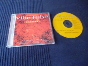 CD VIBE TRIBE feat Richard S. - Foreign Affairs Bill Evans Mitchel Forman FUSION
