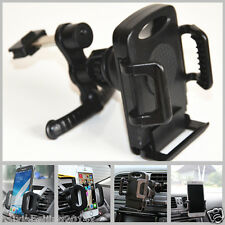 Universal 360 Car Air Vent Mount Cradle Holder Stand for Iphone Cell Smartphone