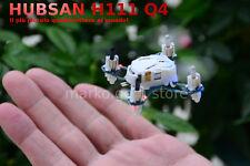 MINI DRONE Quadricottero RC HUBSAN H111 Q4 elicottero radiocomando USB