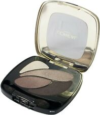 Loreal Quad Eyeshadow - Smoky E4 Marron Glace - Shades of Brown with Applicator