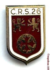 Obsolète. Compagnie Republicaine de Securité N° 26. Fab. Drago Paris