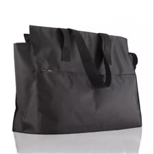 New Quality Lightweight Huge Black Hand Carry Waterproof Nylon Bag Large Big