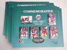 1X WINNIPEG JETS 1993 Parkhurst ARENA TOUR SHEET Serial #d x/22000 Lots Availabl