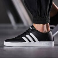 Adidas Men Shoes Sneakers Black Easy Vulc 2.0 Fashion Trainers Lifestyle B43665