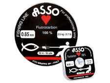 ASSO DI CUORI FLUOROCARBON 50 mt # 0.17 / 2,300 Kg