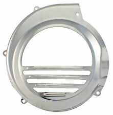 VESPA PK 50 XL CHROME FLYWHEEL COVER NON ELECTRIC START