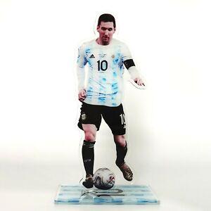 Lionel Messi - Figure Ornament Decor Argentina #10 Copa America 2021 Champions