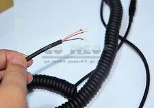 New DJ Cable Cord Line Plug For sony mdr v500 v600 v700 v900 mdr7509 headphones