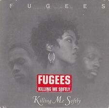Fugees CD Single Killing Me Softly - Europe