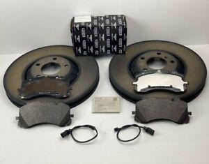 Genuine Bentley Bentayga Front & Rear Brake Pads & Rotors