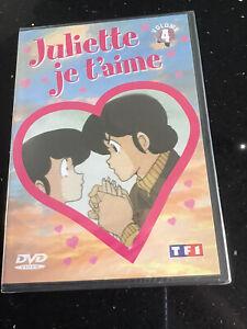 DVD «Juliette je t'aime Volume 4»