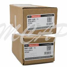 Set of Motorcraft Front & Rear Disc Brake Pad BRF1328 BRF1329 E150 E250 E350