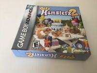 Petz: Hamsterz 2 (Nintendo Game Boy Advance, 2007) GBA NEW!