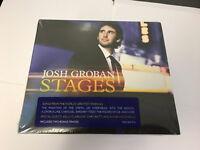 Stages - Josh Groban (Album) [CD] NEW SEALED 093624927389